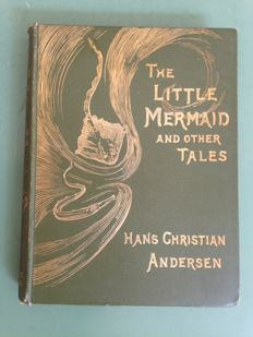 Hans Christian Andersen - The Little Mermaid and other tales - 1893