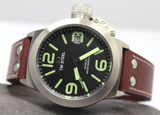 TW Steel – Men's Stainless Steel Watch - New & Mint Condition