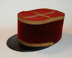 Officer's cap medical France 1920 1940