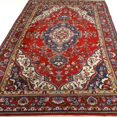 "Tabriz, 293 cm x 201 cm, ""Oriental rug in beautiful condition""