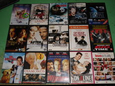 DVDs collection-200 Movies