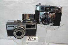 Zeiss ikon Contessamat SE and Zeiss ikon ikomatic F