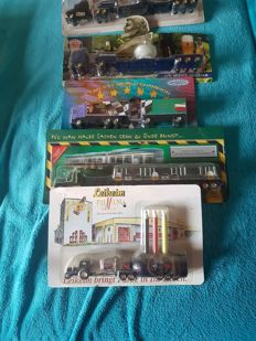 Various - Scale 1/87 - Lot with 180 Models in 3 Boxes - Beverage Advertising and Food Brands