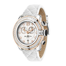 GlamRock women's watch, chronograph