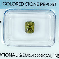 Demantoid – 1.38 ct