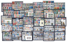 Berlin 1960/1990 – Michel NN. 191-879 - collection of 31 year packs