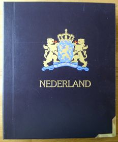 The Netherlands - Year packs 1982/2002 (23 pieces) in album