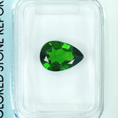 Diopside - 1.91 ct No Reserve Price