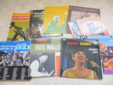 JAZZ - lot of ten  (10) nice Jazz LP's