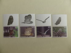Animals - Motif collection up to 2014 on insert cards