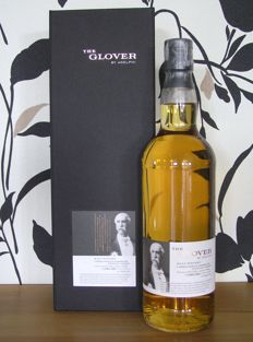 The Glover 18 years old - by Adelphi - Fusion of Hanyu + Longmorn + Glen Garioch Malt Whiskies  - Bottled 2016