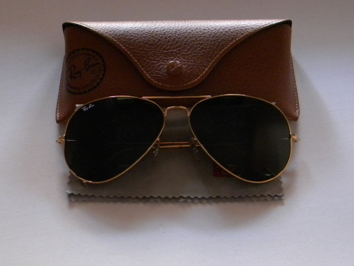 Ray-Ban – Sunglasses – Aviator – For men