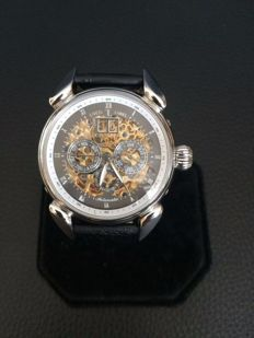 Louis Lobel Skeleton – wristwatch