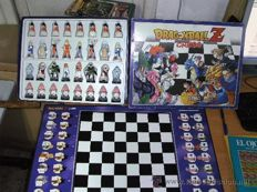 Chess Dragon Ball Z -32 pieces hand painted
