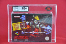 Killer Instinct UKG 80+ Factory Sealed | Nintendo SNES