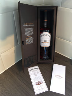 Bowmore 17 years old Stillmen's selection - Bordeaux Wine Barrique