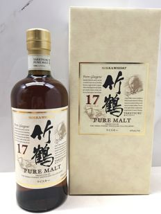 Taketsuru Pure Malt 17 Year Old