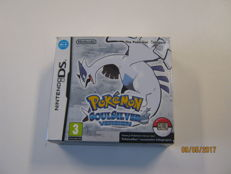 DS Pokemon Soulsilver with poke walker - boxed.