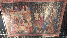 A Flemish tapestry