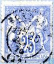 Postage Stamps - France [FRA] - Peace and Commerce