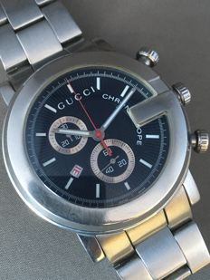 Gucci — Chronoscope — Men — 2000-2010
