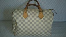 Louis Vuitton – Speedy 30 Damier Azur