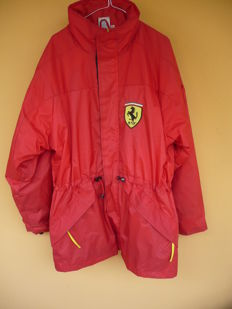 Ferrari – Men's jacket.