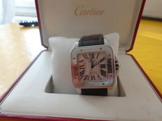 Cartier Santos 100 XL - Men's - 2010s