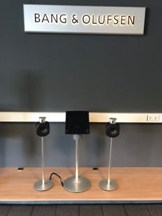 Bang & Olufsen set BeoSound 4 sound system with BeoLab 3 speakers