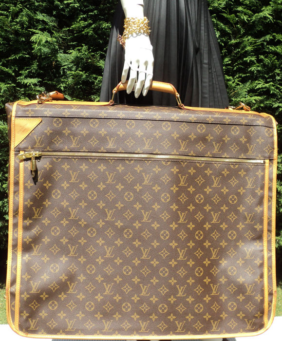 Louis Vuitton - Monogram GM Portable Cabine Travel Garment Bag