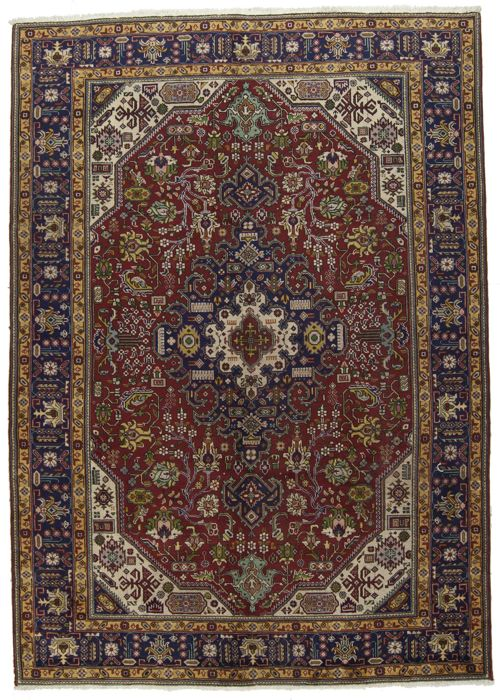 Original rug - Measurements: 295 x 210 cm - Era: 1960s-1970s - Galleria Farah 1970