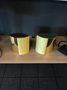 Bang & Olufsen BeoLab 4000 speakers special gold edition