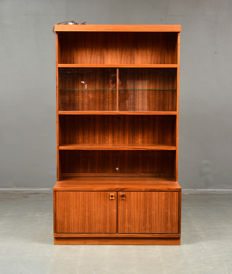 Danish furniture producer - Cupboard in teak veneer