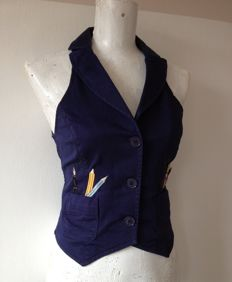 Moschino - Gilet corset collectors item