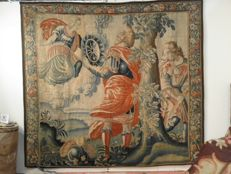 Tapestry, Iliad, book XVIII. 16th century, Brussels, 255 x 232 cm