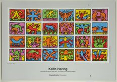 Keith Haring (after) - Exhibition graphics