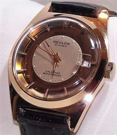 Revlon - Men's wristwatch - 1960/1969
