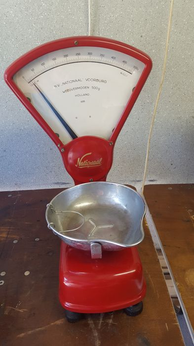 National scale, more rare than a Berkel