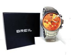 BREIL – Large men's chronograph – 1990s – new, in perfect condition