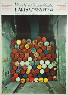 Christo - Early works