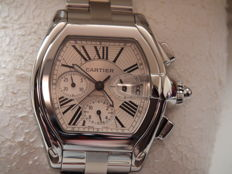 Cartier — Roadster Chronograph — 2618 — Ανδρικά — 2000-2010