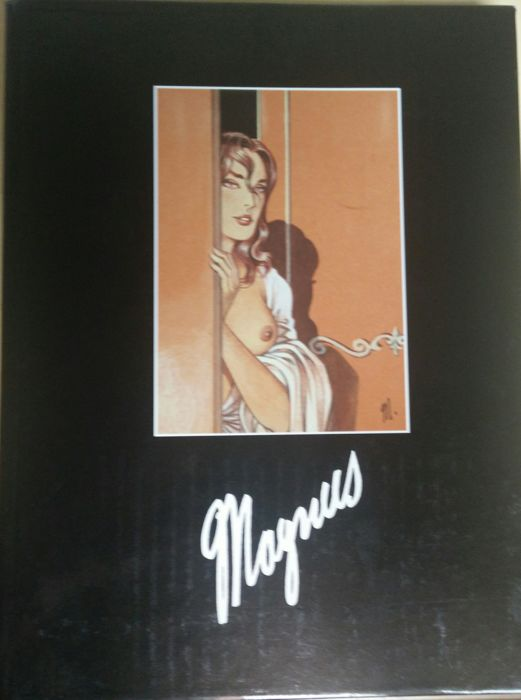 Magnus - Biographical volume - multilingual edition: Italian-English-French (1997)