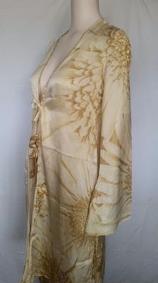 Roberto Cavalli Home - Trousers and tunic in 100% silk