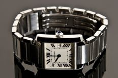 Cartier Tank Francaise – Women's wristwatch