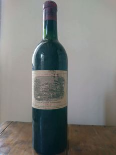 1962 Chateau Lafite Rothschild. Pauillac - 1 bottle