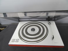 Bang & Olufsen BeoGram 1700 turntable serviced by a B&O technician with over 40 years experience