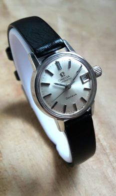 Completely Original 1960's ladies Omega Geneva automatic watch