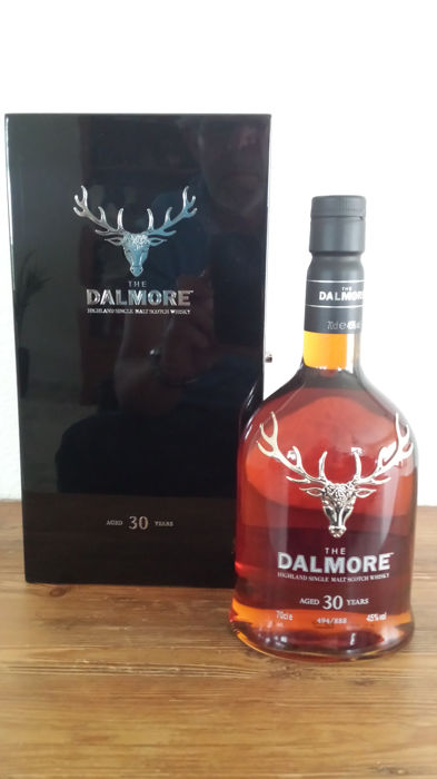 Dalmore 30 years old - OB