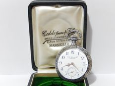 Codde Jeune & fils, Marseille pocket watch