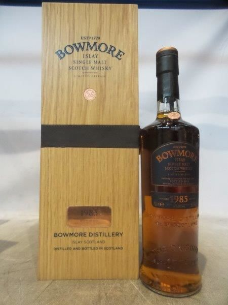 Bowmore 1985 26 years old - OB